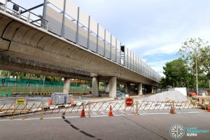 Yio Chu Kang Bus Interchange - Old Bus Park (closed)