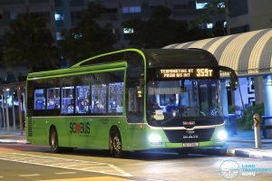 Bus 359T - Go-Ahead MAN A22 (SG1720L)
