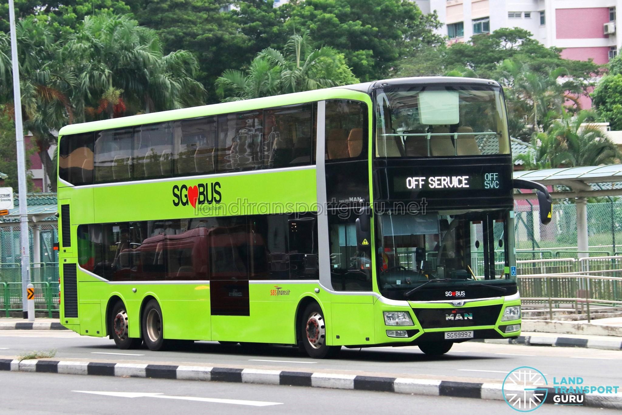 MAN Lion's City DD Concept Bus