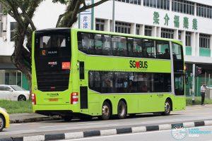 Bus 62: Go-Ahead MAN A95 (SG6092H)