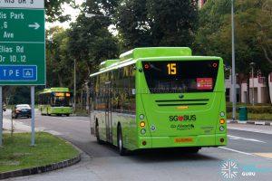 Go-Ahead Yutong E12 Buses
