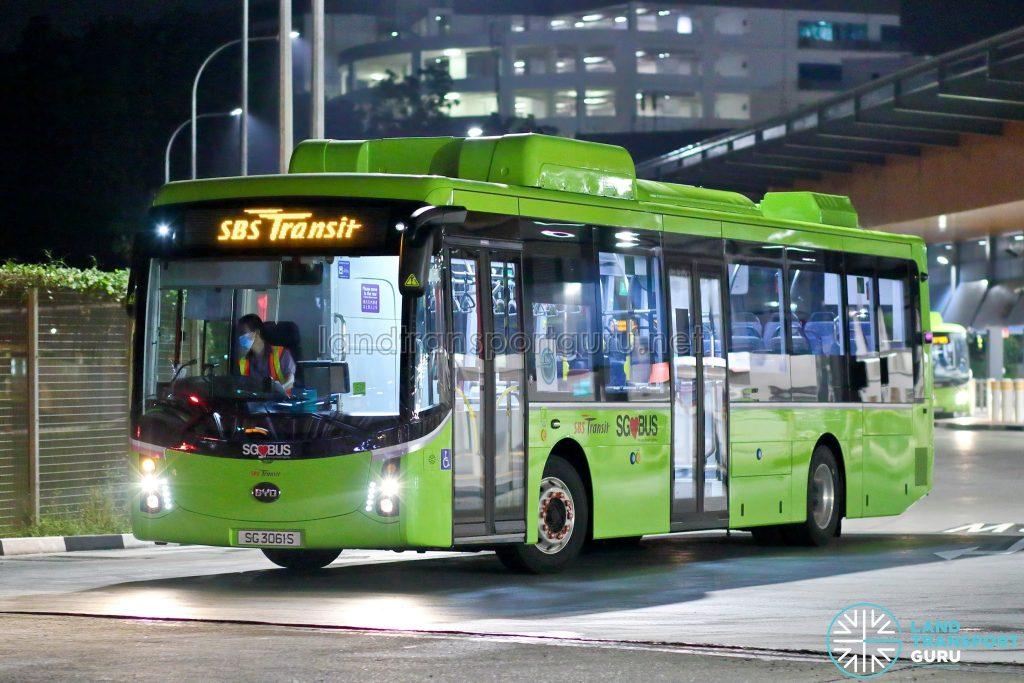 SBS Transit BYD K9 (SG3061S)