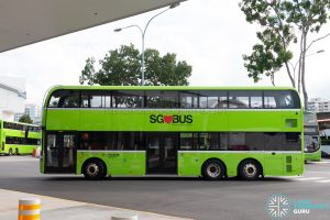 Go-Ahead Yutong E12DD - Nearside (SG7007Z)