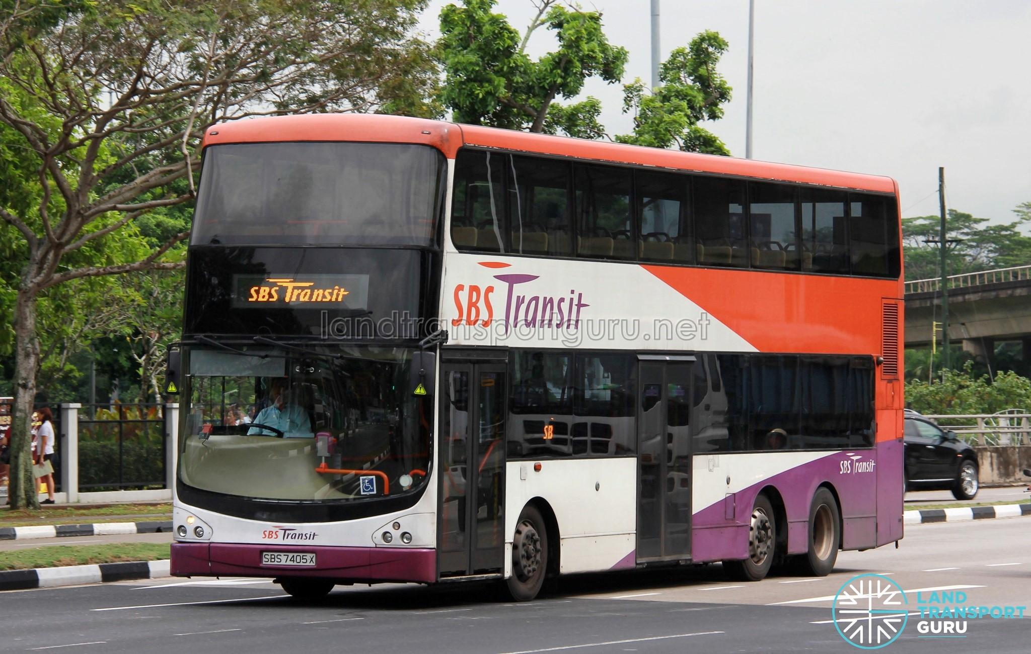 SBST Volvo B9TL (CDGE)