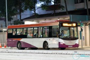 Bus 52: SBS Transit Scania K230UB (SBS8455U)