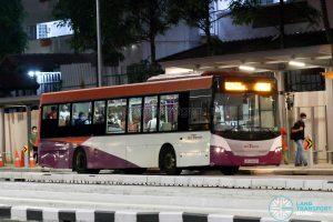 Bus 410W: SBS Transit Scania K230UB (SBS8482R)