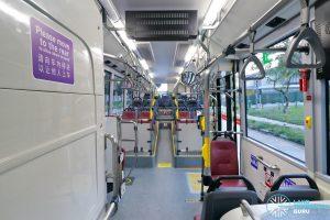 BYD K9 (Gemilang) – Interior (Front to Rear)