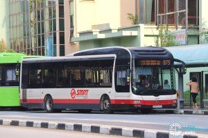 Bus 975: SMRT MAN A22 (SMB1303E)