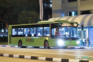 Express 12e - Go-Ahead Singapore MAN A22 Euro 6 (SG1844M)