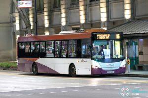 Bus 16: SBS Transit Scania K230UB Euro V (SBS5123Y)