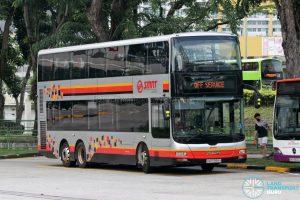 SMRT MAN Lion's City DD A95 (SMB5888H)