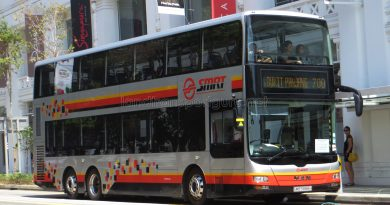 Bus 700: SMRT MAN A95 Demostrator (SMB5888H)