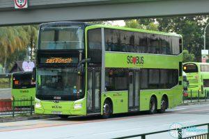 SBS Transit MAN Lion's City DD A95 (SG5924P)