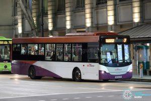 Bus 7: SBS Transit Scania K230UB (SBS8419A)