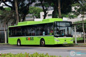 Go-Ahead Singapore Yutong E12 (SG3094Y)