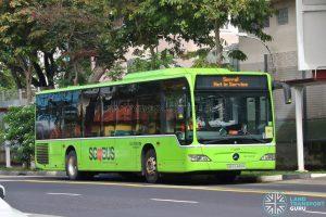 Not In Service - Go-Ahead Singapore Mercedes-Benz Citaro (SBS6489K)