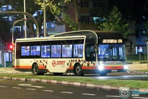 Bus 976 - SMRT Buses MAN A22 (SG1744T)