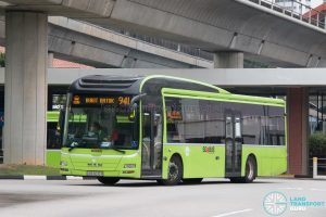 Bus 941: Tower Transit MAN A22 (SMB3035R)