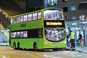 EWL Free Bridging Bus - Tower Transit Volvo B9TL Wright (SG5028B)