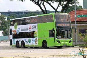 Bus 188 - SMRT Buses Alexander Dennis Enviro500 (SG5700T)
