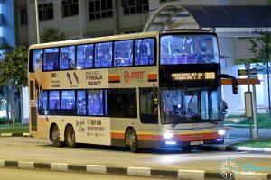 Bus 969 - SMRT Buses MAN A95 (SG5746L)