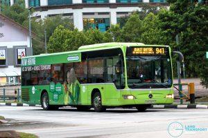 Bus 941: Tower Transit Mercedes-Benz Citaro (SBS6317Z)