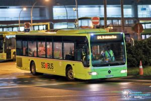 EWL Free Bridging Bus - Tower Transit Mercedes-Benz Citaro (SBS6371R)