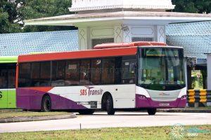 Bus 5 - SBS Transit Scania K230UB Euro IV (SBS8066J)