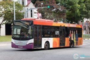 Bus 410W: SBS Transit Scania K230UB (SBS8379G)