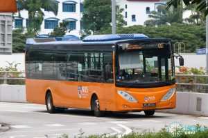ISB CC - ComfortDelGro Bus Volvo B9L (PC3972U)