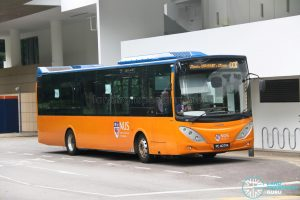 ISB CCX - ComfortDelGro Bus Volvo B9L (PC4071M)