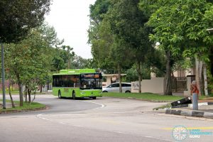 Go-Ahead Singapore Yutong E12