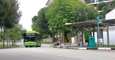 Go-Ahead Singapore Yutong E12