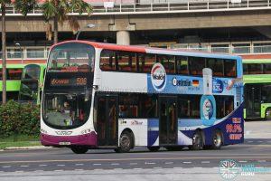 Express 506 - SBS Transit Volvo B9TL Wright (SBS3691L)