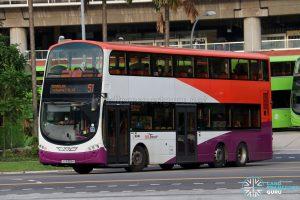 Bus 51 - SBS Transit Volvo B9TL Wright (SG5329H)