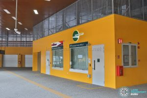 Relocated Jurong East Bus Interchange - Passenger Service Offices