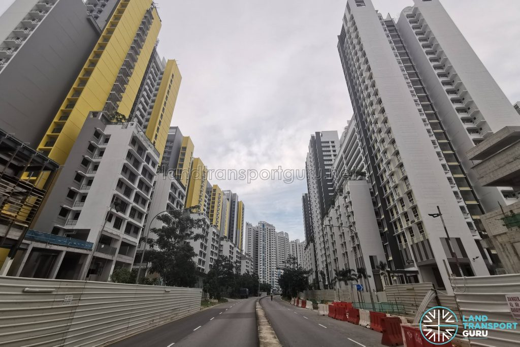 Northshore Drive to be served by Bus 384