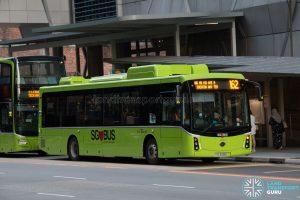 Bus 162: SBS Transit BYD K9 (SG3058C)