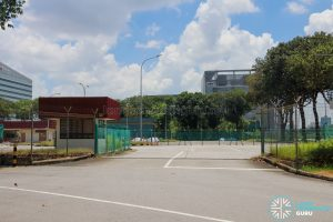 Ayer Rajah Bus Park (Mar 2021) - Service 91 turnaround point