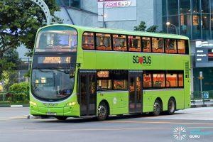 Bus 41 - Tower Transit Volvo B9TL Wright (SG5026G)