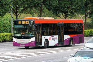 Off Service - SBS Transit Scania K230UB Euro V (SBS5087T)
