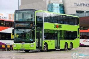 Bus 37 - SBS Transit MAN A95 Euro 6 (SG5979G)