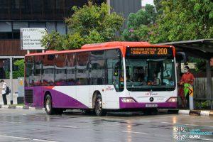 Bus 200 - SBS Transit Mercedes-Benz Citaro (SBS6113U)
