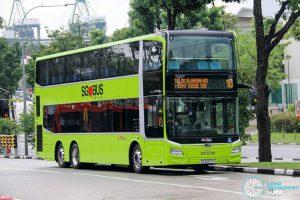 Bus 10 - SBS Transit MAN A95 Euro 6 (SG6257A)