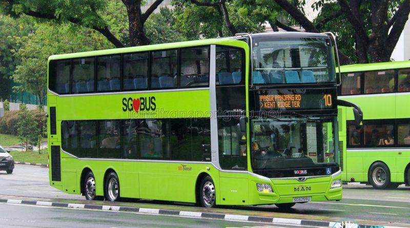 Bus 10 - SBS Transit MAN A95 Euro 6 (SG6259U)