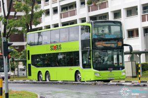 Bus 89 - SBS Transit MAN A95 Euro 6 (SG6271H)