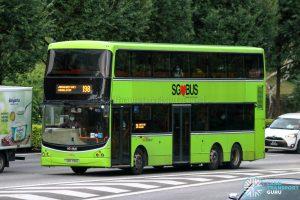 Bus 198 - SBS Transit Volvo B9TL CDGE (SBS7311H)