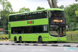 Bus 111 - SBS Transit Volvo B9TL CDGE (SBS7315Y)