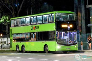Bus 48 - SBS Transit Volvo B9TL CDGE (SBS7335P)