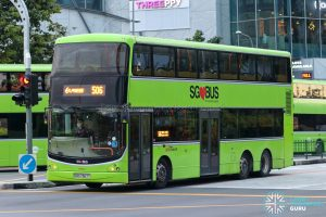 Express 506 - SBS Transit Volvo B9TL CDGE (SBS7367Y)